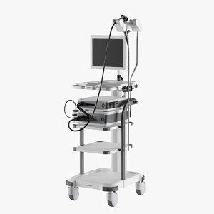3D endoscope sonoscape hd 320 model