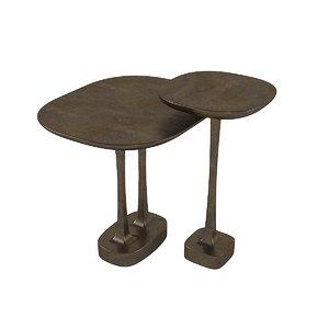henge mushroom dining model