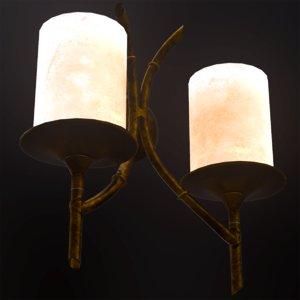 pbr int china plafond 3D model