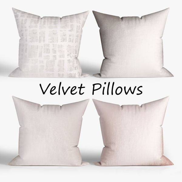 3D pillow fabric model