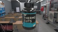 Thermo Cuts bottle