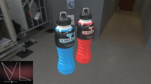 3D isotonic