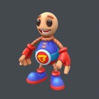 ragdoll doll toy model
