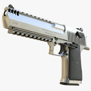 3D desert eagle mark xix