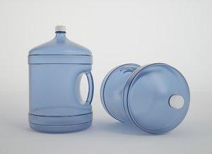 3D water jug