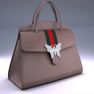 3D guccitotem medium gucci handle