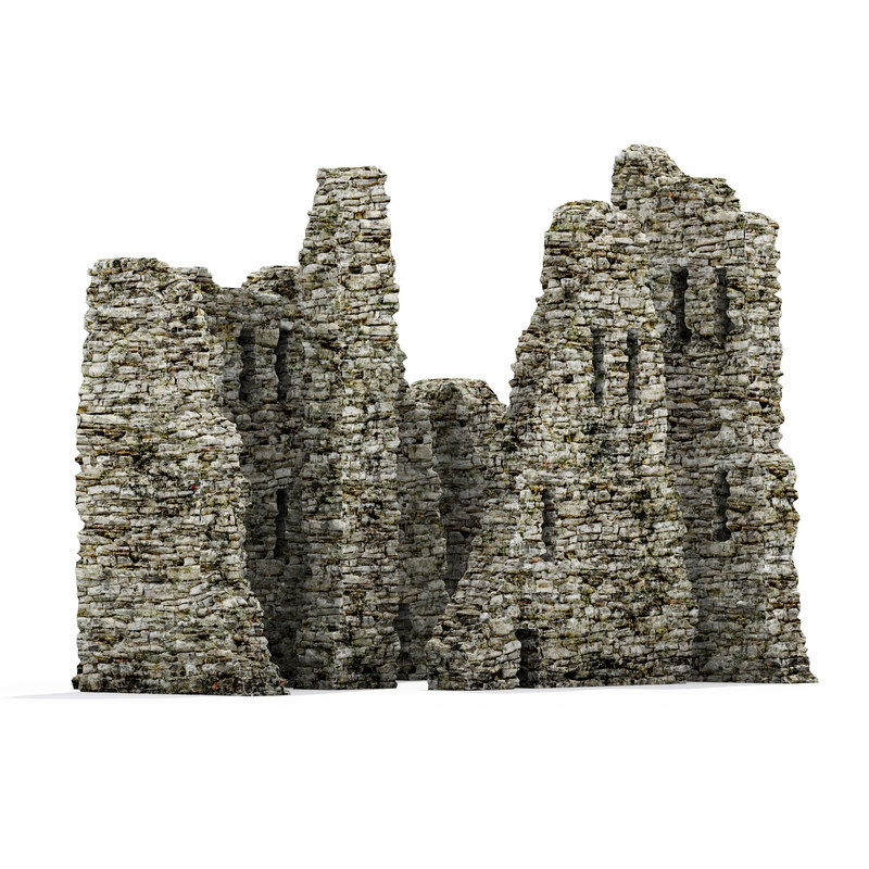 3D structure building