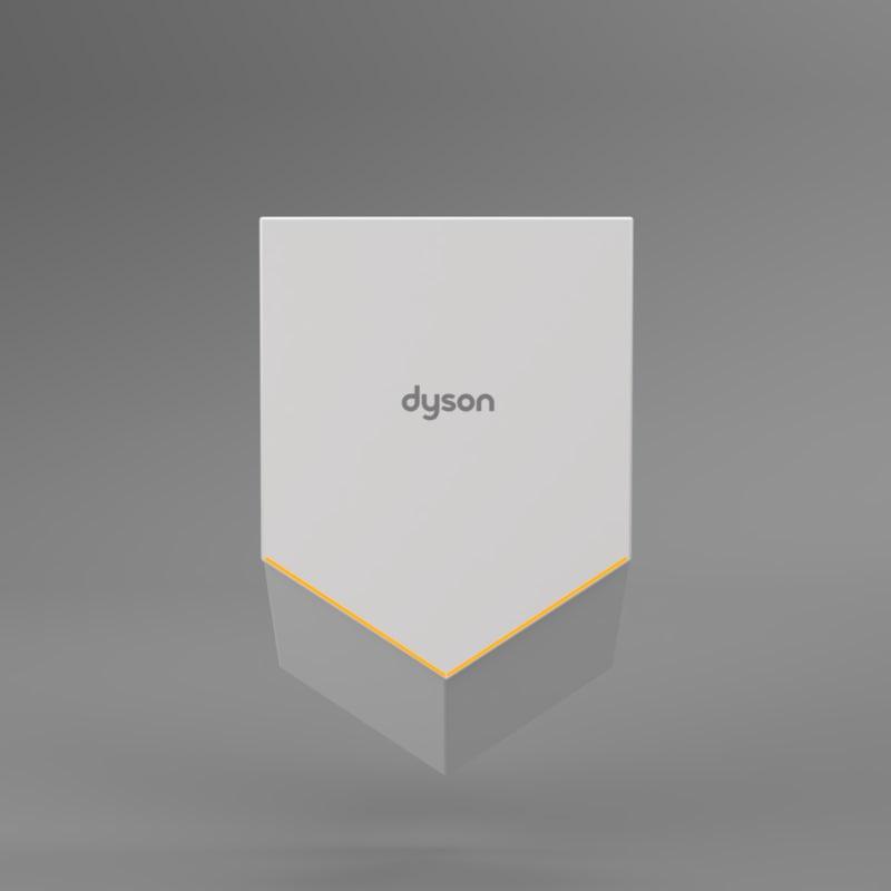 interior dyson airblade v model
