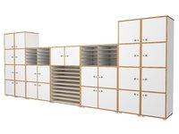 classroom cabinet model