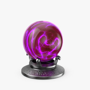 magic ball 3D model