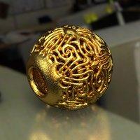 3D jewelry charm pa v1f