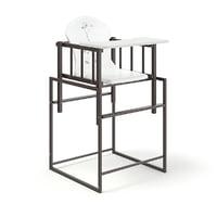 3D feeding chair seat