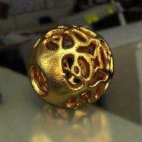 jewelry charm pa d14pe882s2 3D model