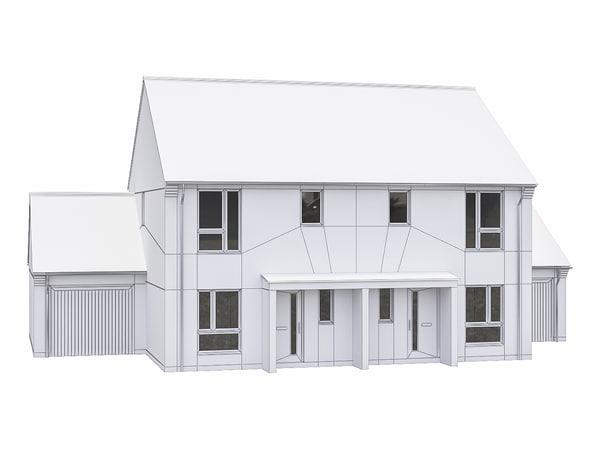 house scenes model