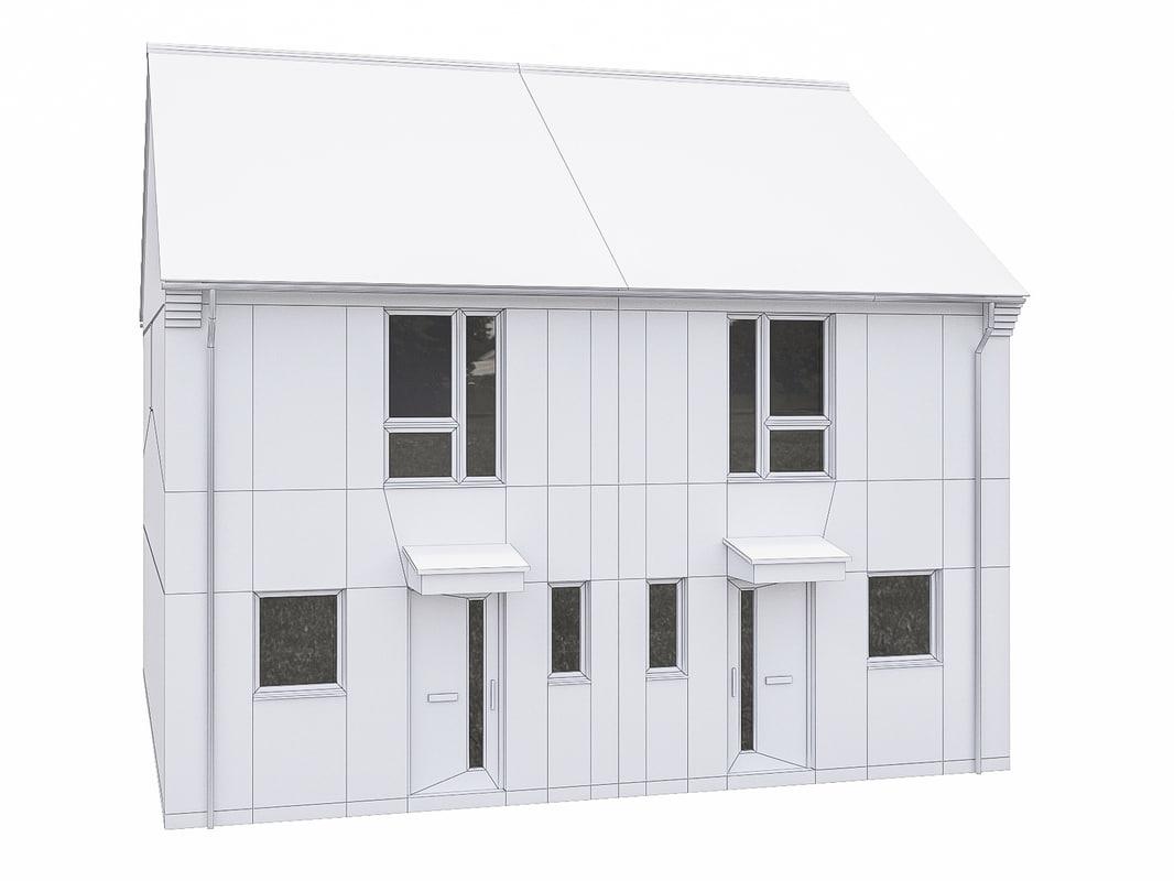 house scenes 3D