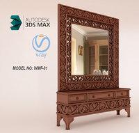 3D model luxury interior
