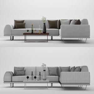sectional sofa portland 2 model