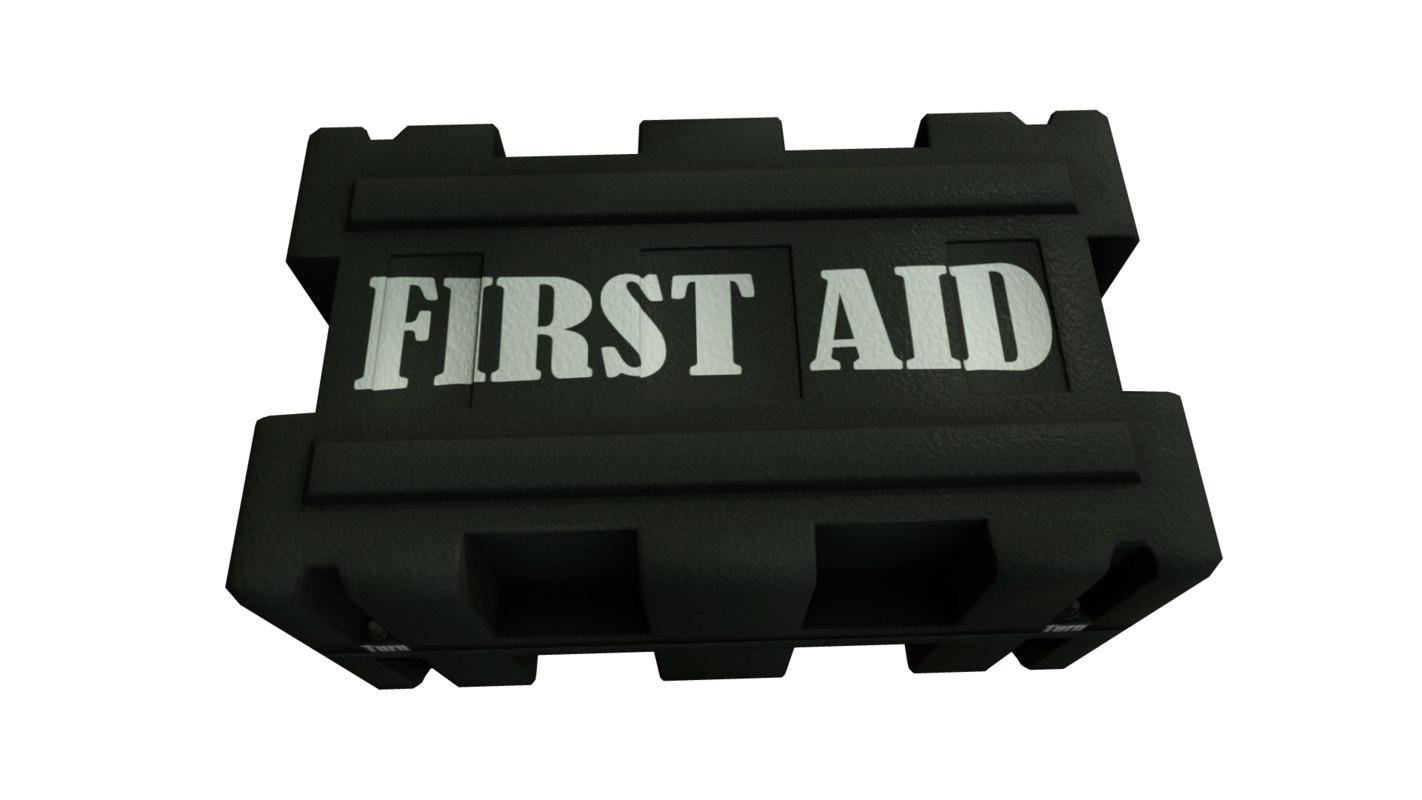 3D aid box