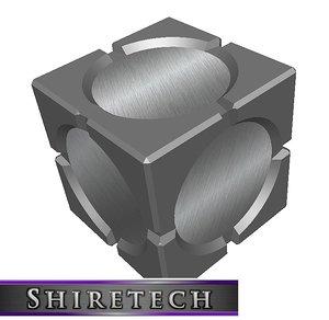 art cube 01 model