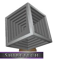 art cube 06 3D model