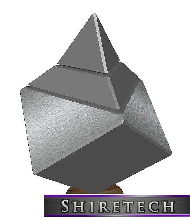 3D art cube 07
