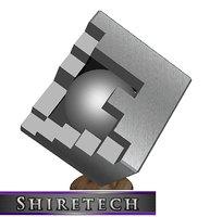 3D art cube 08 model