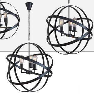 ball edison 3D model