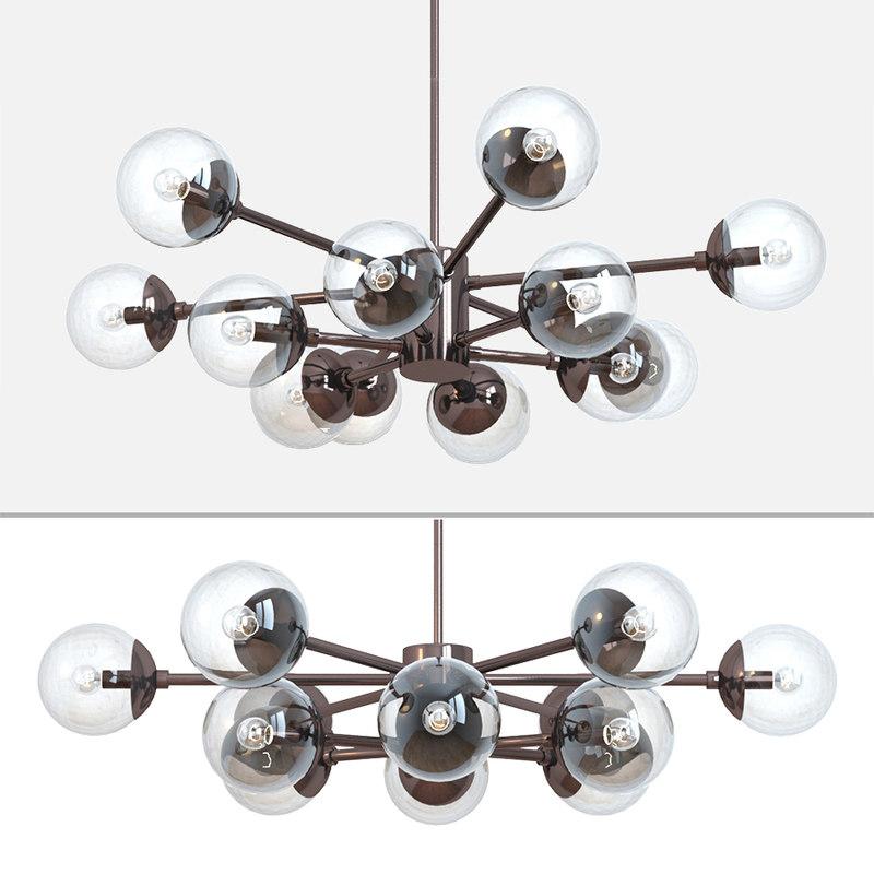 karrington chandelier model