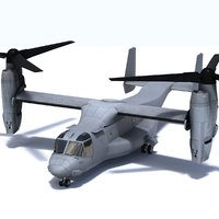 v-22 v 22 3D model