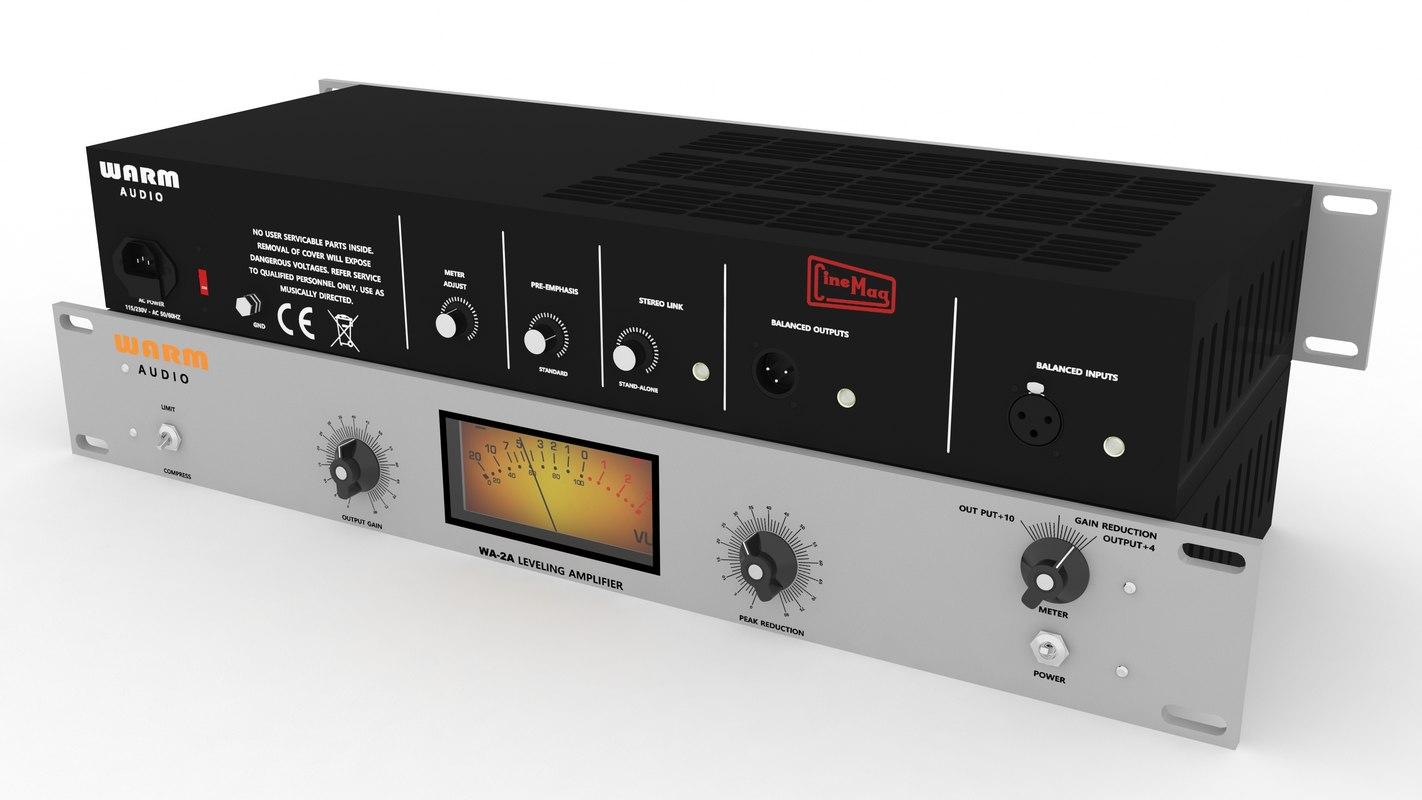 3D warm wa-2a compressor