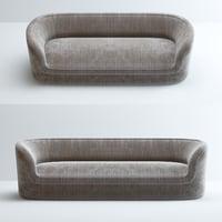 ward-bennett-sofa 3D