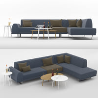 sectional sofa portland model