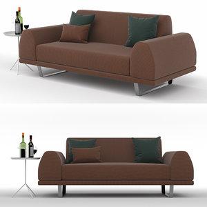 3D sofa portland
