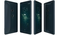 3D sony xperia xz2 deep model