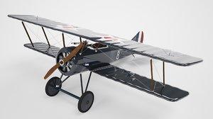 stylized 1917 thomas morse model
