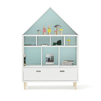 house shape shelf decorations 3D model
