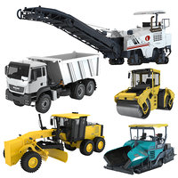 road construction equipment model