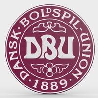 3D logo h