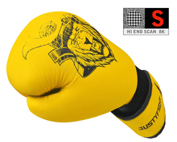 3D model boxing gloves hd 8k
