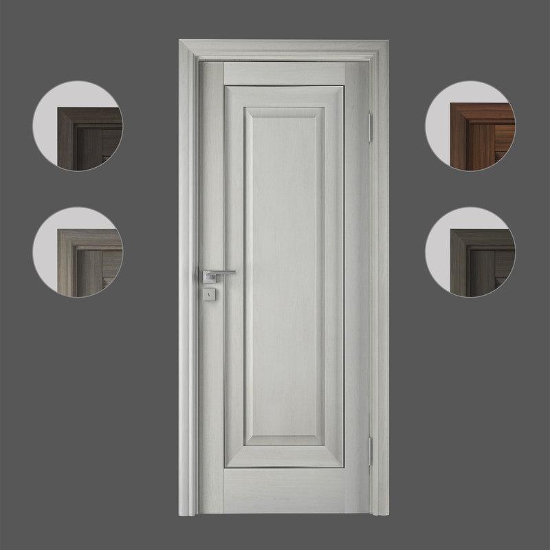 3D model doors profildoors
