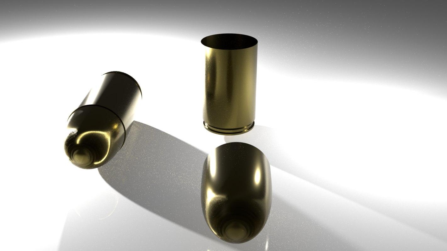 cartridge 3D model