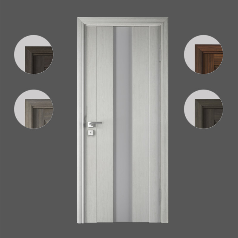 3D model doors profildoors x