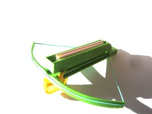 3D fancy crossbow toy