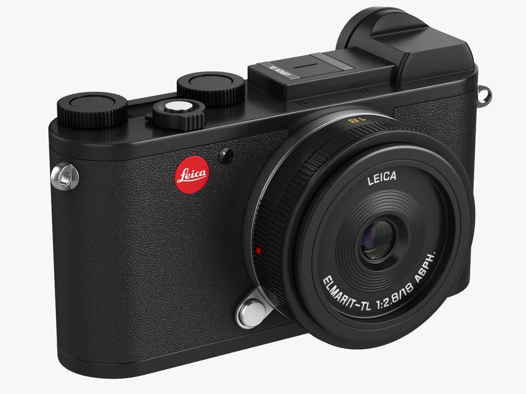 leica cl digital camera model