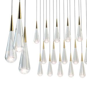 3D pour lights design haus