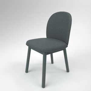 interior normann copenhagen ace 3D model