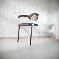 mod extraordinary chair 3D model