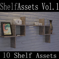 Shelf Assets Vol.1
