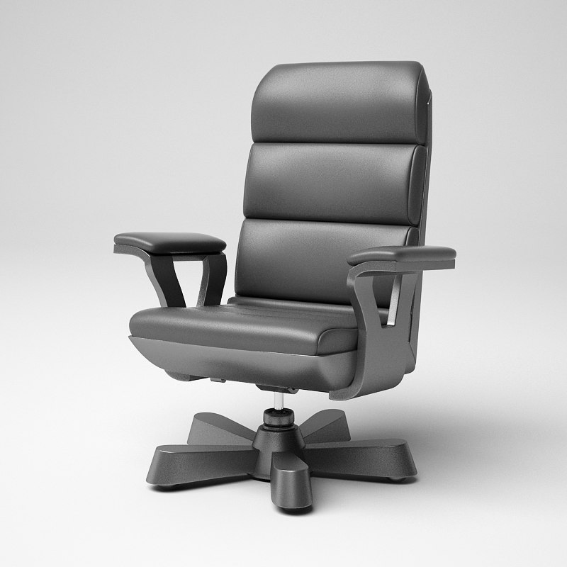 armchair shaders materials 3D