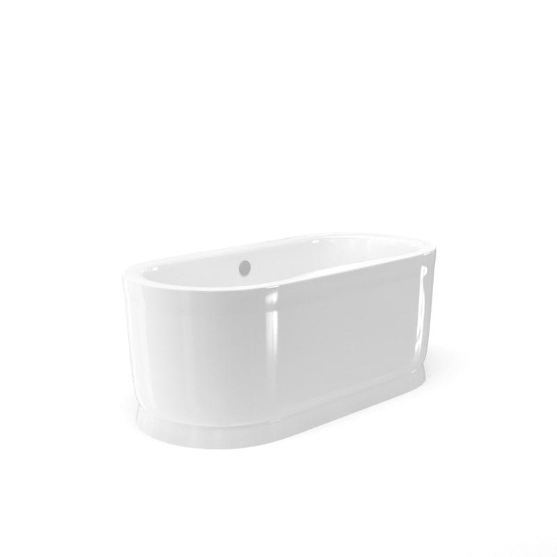bath tub 3D